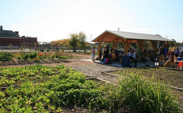alice 39 s garden honored at miller park milwaukee. Black Bedroom Furniture Sets. Home Design Ideas