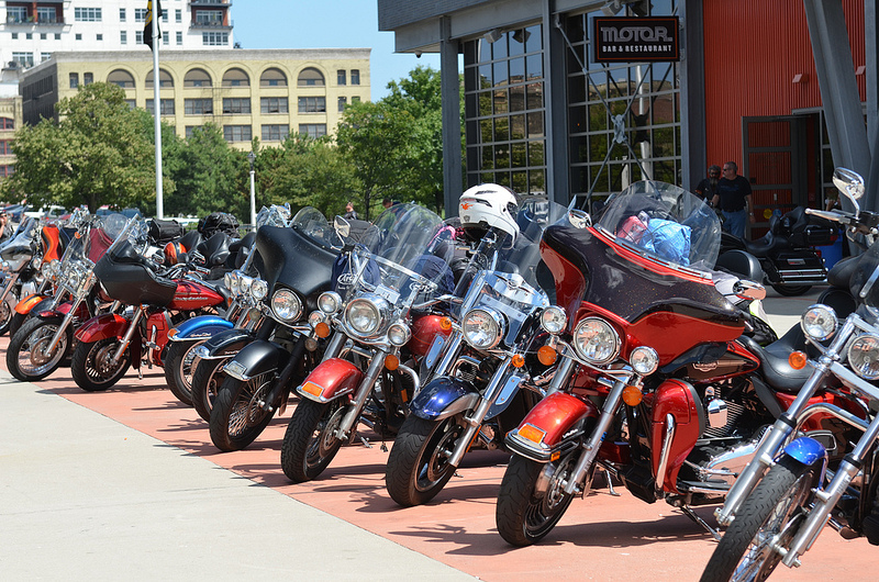 Motorcyclists call for awareness day as crashes increase for Motor bar and restaurant
