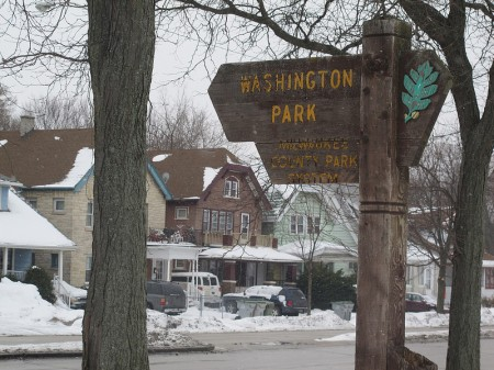 Washington Park is home to several landlord compacts. (Photo by Scottie Lee Meyers)
