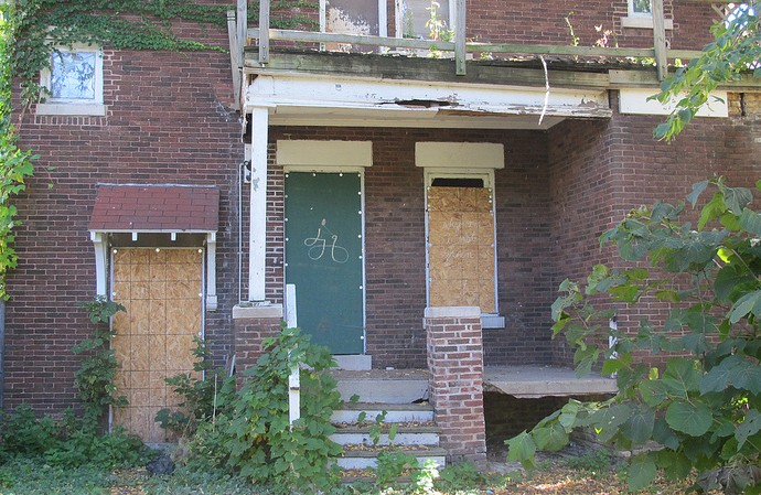 A grant from Milwaukee's Department of City Development will provide homebuyers with grants to rehab foreclosed homes. (Photo by Scottie Lee Meyers)