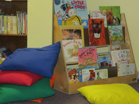 UMCS's Growing Tree Children's Center offers education with an emphasis on early literacy.