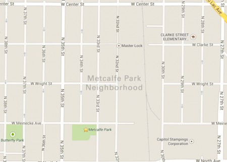 Metcalfe Park Neighborhood