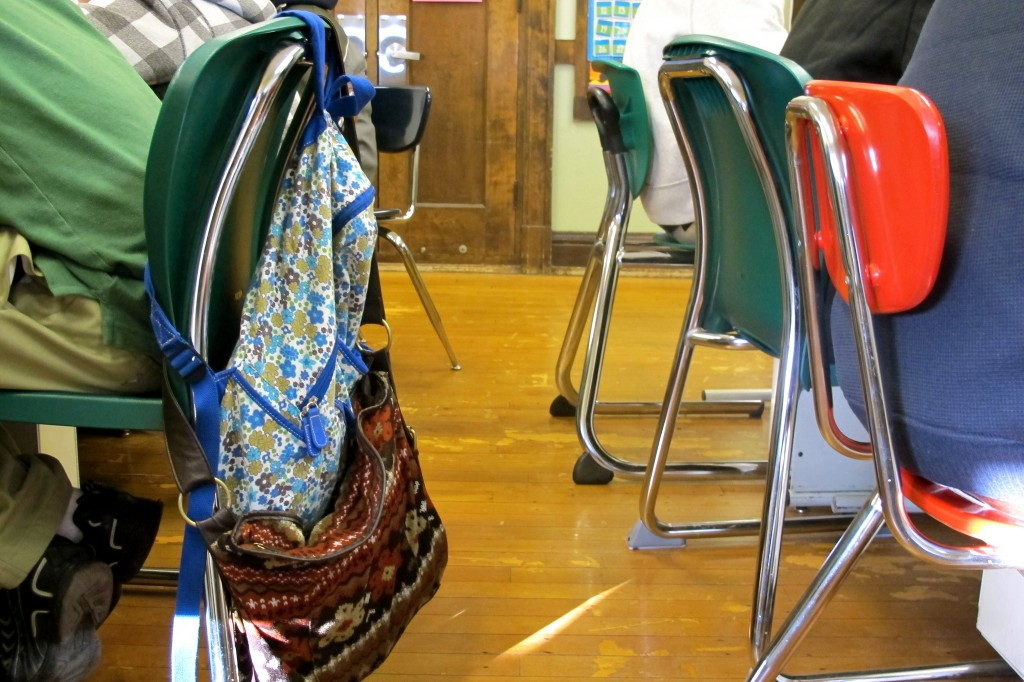 Though the most recent data available shows an increase in the number of MPS students in seats, truancy has plagued the district for more than a decade. (Photo by Tessa Fox)