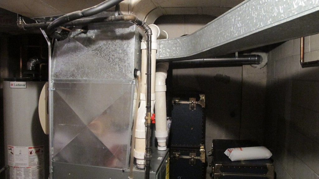 Brutally cold temperatures make it difficult for furnaces to reach the required 67 degrees. (Photo by Andrea Waxman)